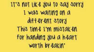 Nickelback - how you remind me with lyricsi do not own this song.this song is owned and licensed by wmg.
