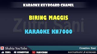 BIRING MANGGIS KARAOKE KN7000