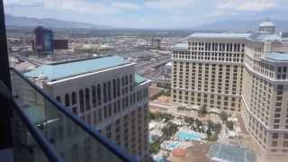 Cosmo Las Vegas Terrace Suite West End Tower