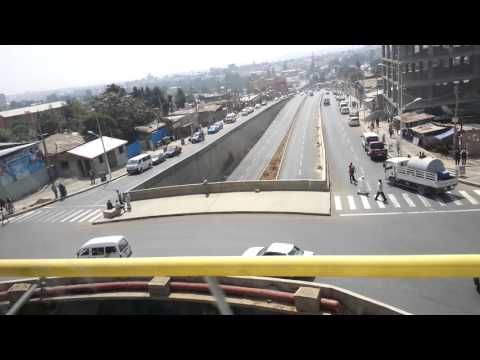 Addis Ababa City Train (Ethiopia)