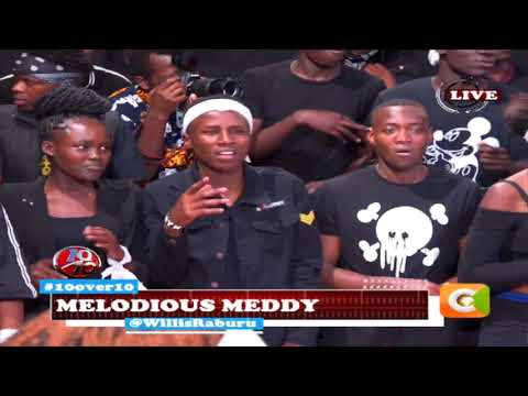 Slowly.... Globally acclaimed Meddy hits the #10Over10 Stage