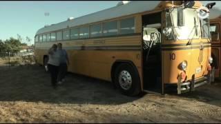 Человек и его автобус