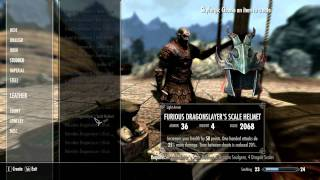 Skyrim Mod Sanctuary - Part 15 : Deadly Dragons and PISE