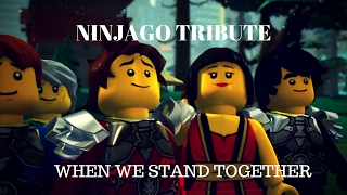 When We Stand Together  - Ninjago Tribute