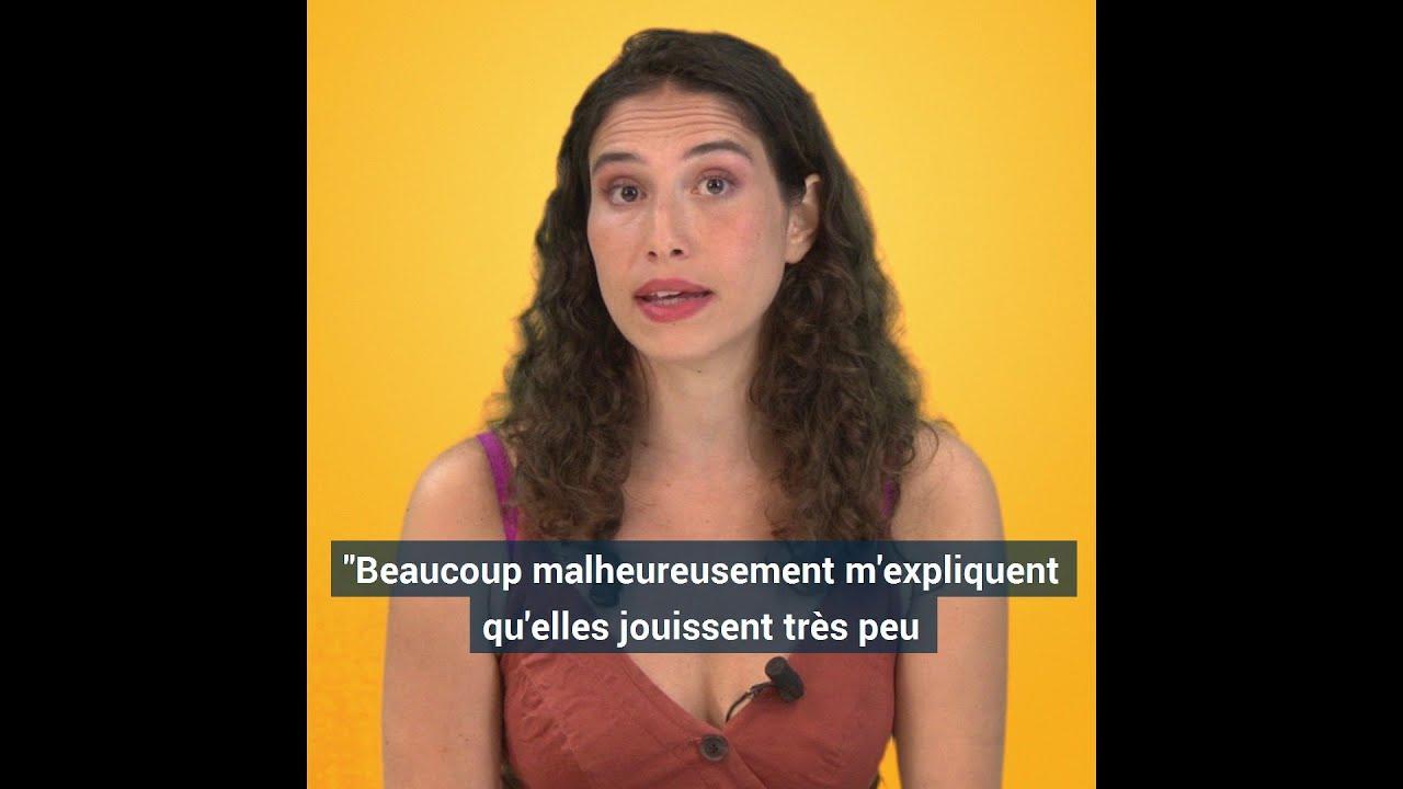 """Angele Vivier Nue en lançant """"t'as joui?"""" sur instagram, elle libère la parole"""