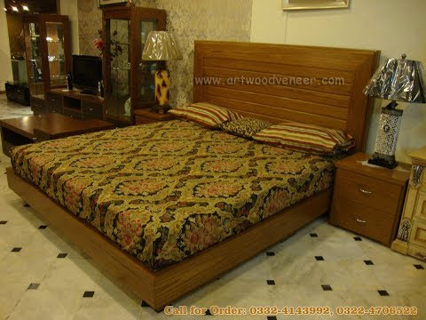 Two Used  Double Beds For Sale Low Price In Pakistan | Offer Time
