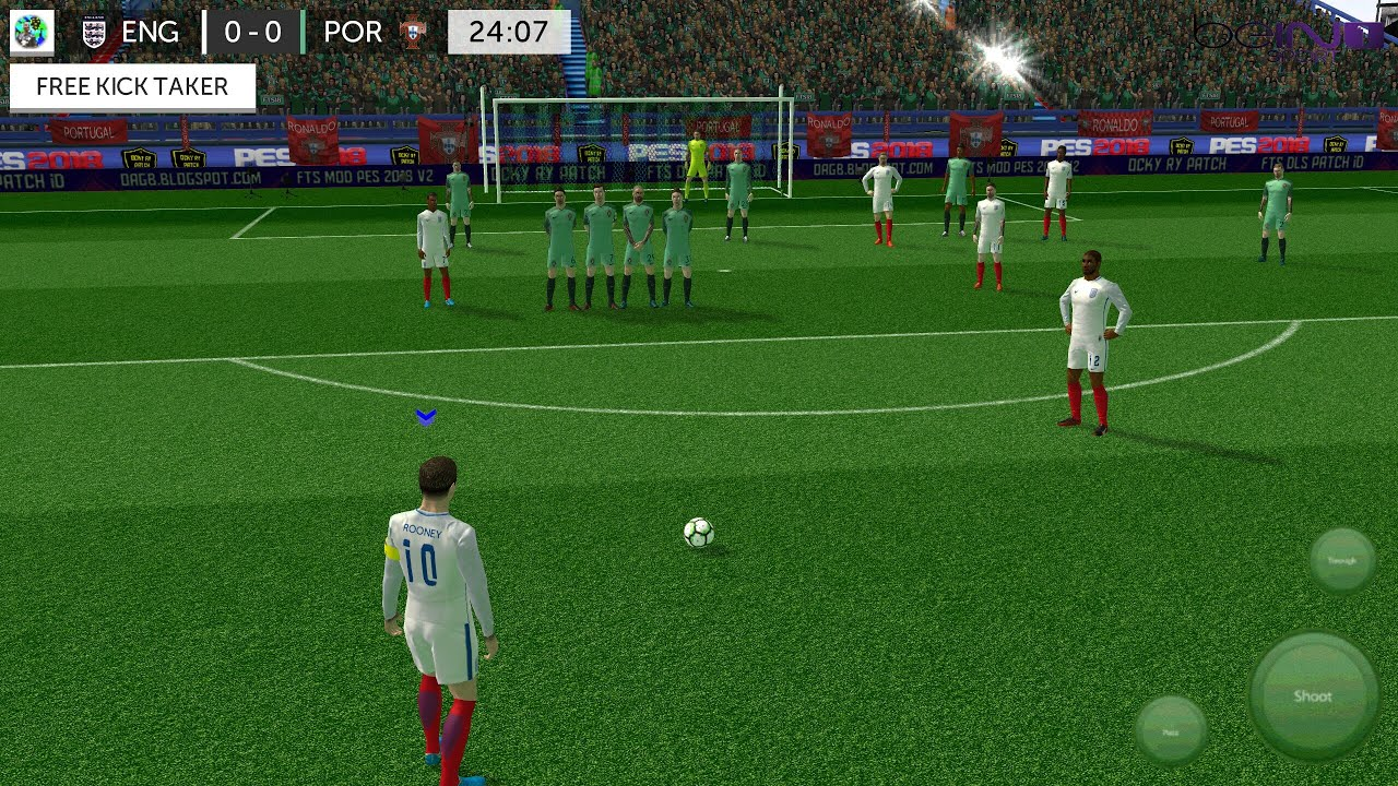 Download fts mod pes 2018 by dava apk + data obb for android
