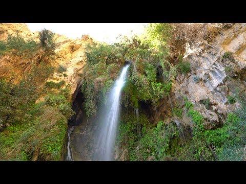 Ein Gedi And The Waterfall Of David