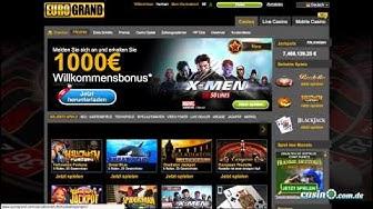 Eurogrand – ein Casino der Top-Klasse