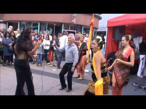 Cucak Rowo   Dewi Mass   Pasar malam Mata Hari   Amsterdam 29 June 2014