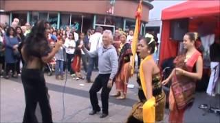 Cucak Rowo   Dewi Mass   Pasar malam Mata Hari   Amsterdam 29 June 2014 MP3