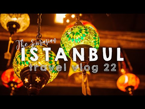 Istanbul - The Gateway to Asia! | VANLIFE TRAVEL VLOG 22