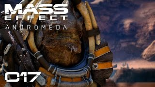 MASS EFFECT ANDROMEDA [017] [Ein Kroganer im Team] GAMEPLAY Deutsch German thumbnail