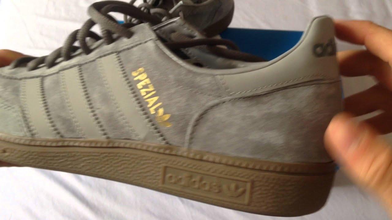 brand new d6cbb 40bf2 Adidas Spezial (On Feet)