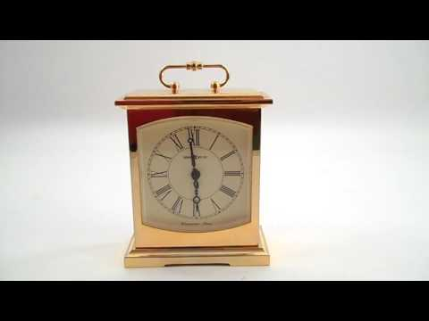 howard miller chime clock