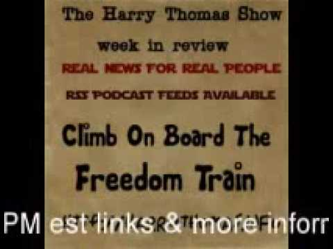 The Harry Thomas Show - Charlie Sheen Has 20 points about 9-11 and more 4 of 10
