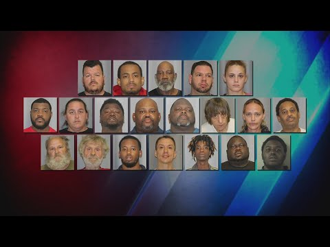 Freeport Police Arrest 20 People In One Day On Drug Charges