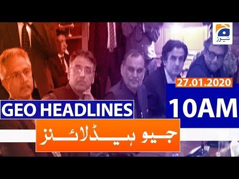 Geo Headlines 10