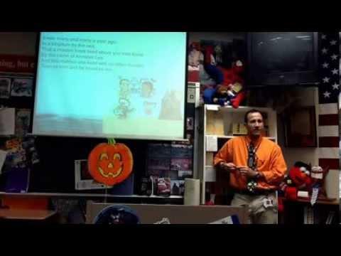 100913 Intro Annabel Lee poem