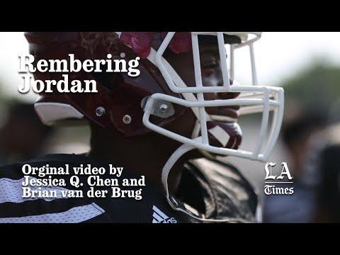 Remembering Jordan | Los Angeles Times