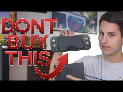 DONT BUY A SWITCH LITE!!! [Unless You Really Want To]