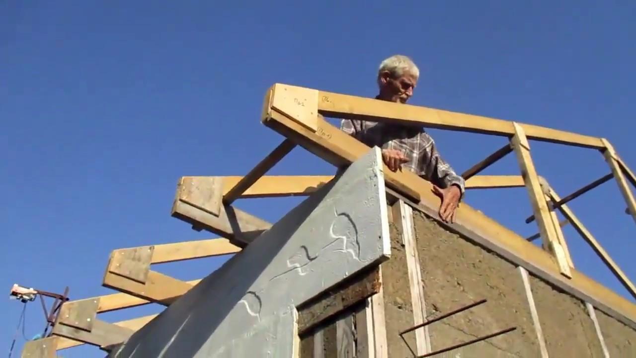Построить крышу дома своими руками фото 712