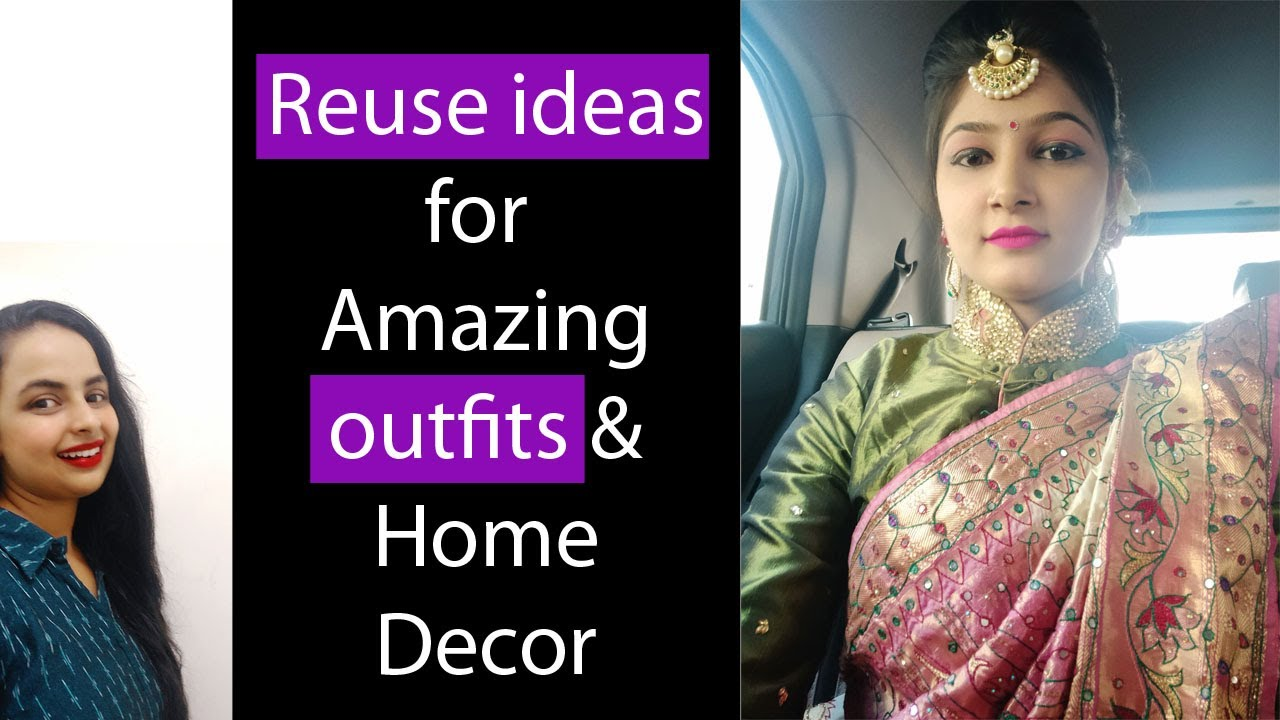 Creative old clothes/Fabric Reuse ideas from our  viewers