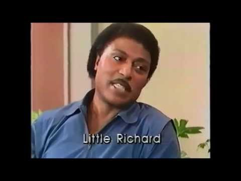 Little Richard Funny Moments Part 1