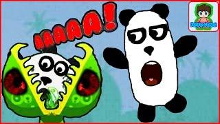 3 панды 1часть 3 pandas игра как мультик для детей от фаника