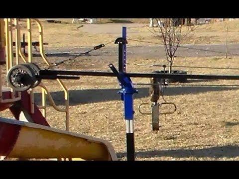 Outdoor Camera Dolly Crane