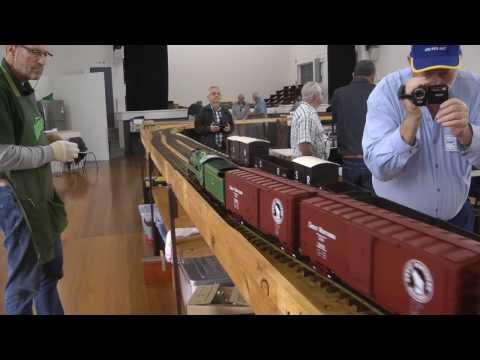 NEW ARGYLE/Accucraft UNSTREAMLINED C38 loco