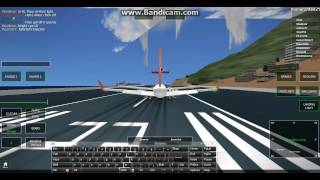 roblox avionic gol airlines boeing 737-800 crashes on takeoff because of my mouse glitching