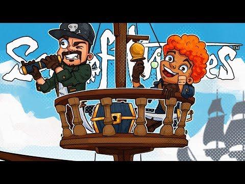 Captain Fook, Captain Sook & Captain Cook! - Sea of Thieves