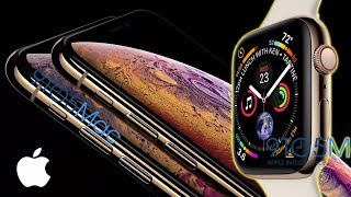 NUEVO iPHONE XS  y APPLE WATCH 4