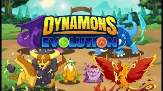 DYNAMONS EVOLUTION GAME WALKTHROUGH