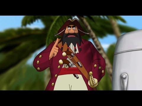 Новаторы - Кладоискатели (1 сезон 18 серия) Познавательный мультфильм