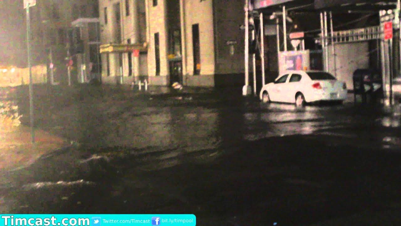 Hurricane Sandy: October 29 as it happened - Telegraph