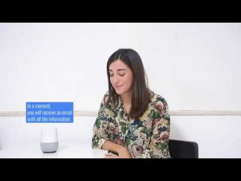 Product Introduction // Voice Search