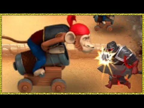 Castle Crush - Strongest Ape Pirate EVER?!!!