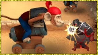Castle Crush - Strongest Ape Pirate EVER?!!!