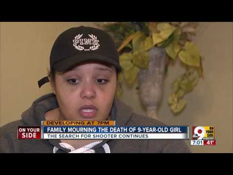 Family mourning the death of 9-year-old girl