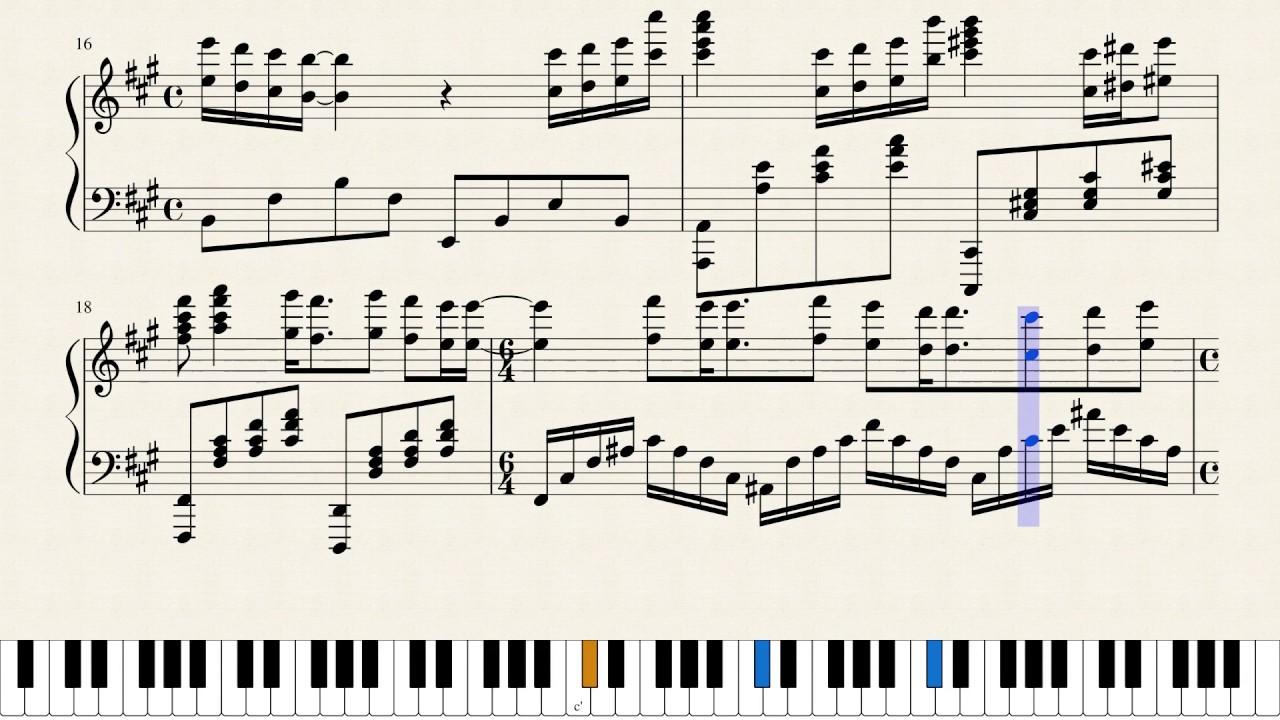 ABBA - Happy New Year [Piano Tutorial] (Short Version) - YouTube