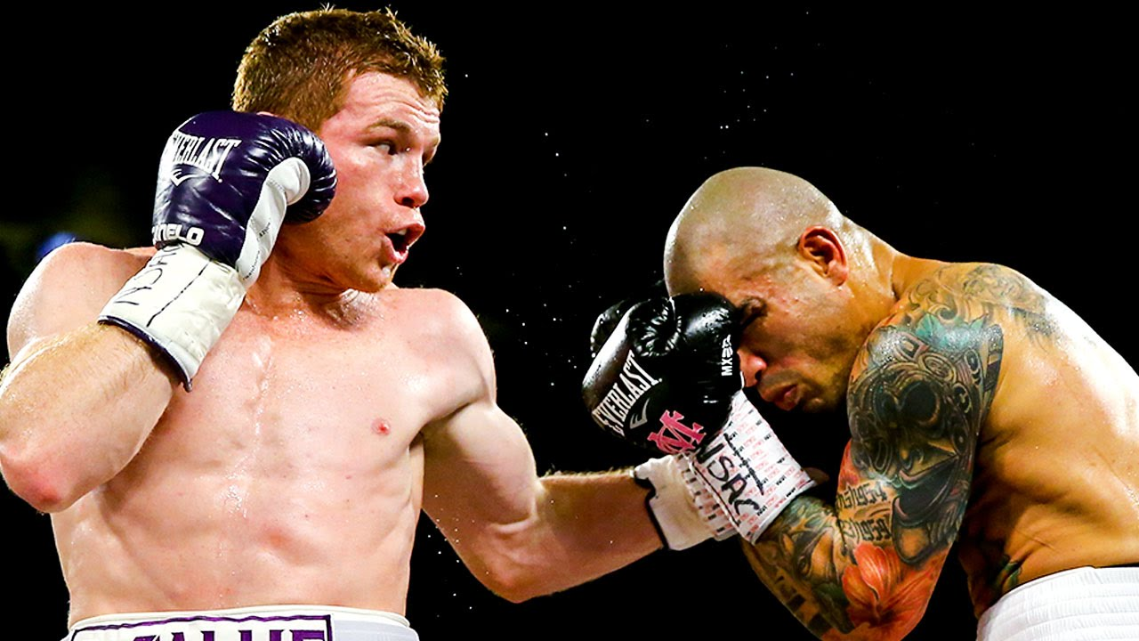 Miguel cotto vs canelo alvarez смотреть