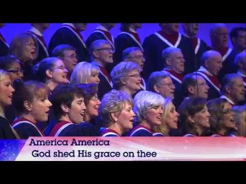 America the Beautiful | First Baptist Dallas Choir & Orchestra