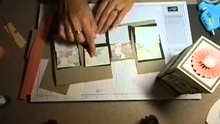 Tea Bag Box - Instructions On Putting It Together
