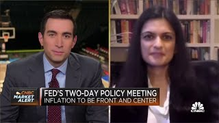Rate strategist on how markets might react to Fed's policy meeting