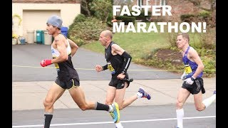 HOW TO RUN A FASTER MARATHON!  Sage Canaday Running Tips and Training Advice