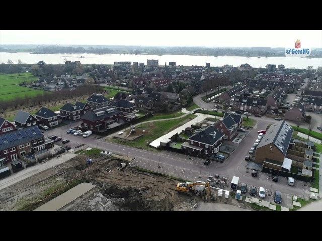 Hardinxveld-Giessendam van boven (GemHG - 2017)