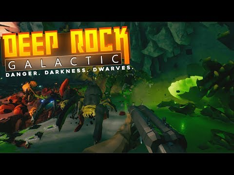 STOP THE SWARMS!! | Deep Rock Galactic Multiplayer #3