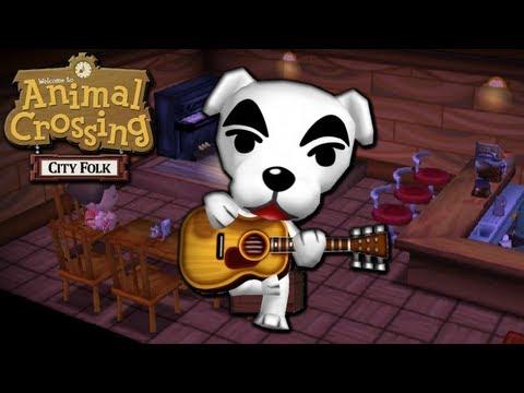 Animal Crossing: City Folk - Musical Mischief